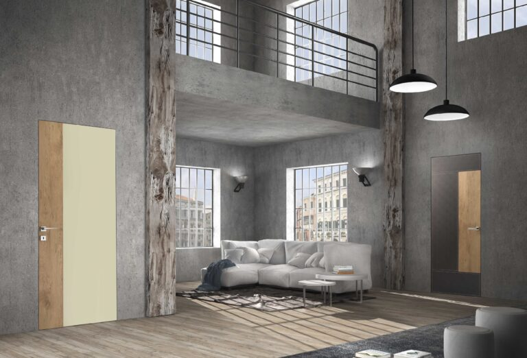 Linea Concept - Lessio Porte